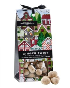 Chocolate Dragée - Ginger Twist